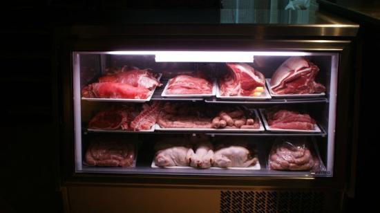 El Gaucho: Carne a la vista