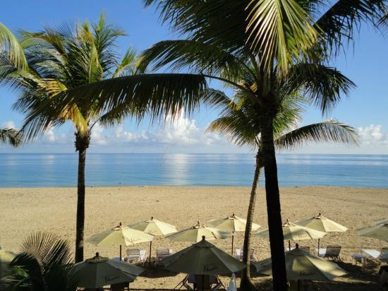Ocean Park Beach Calm Seas