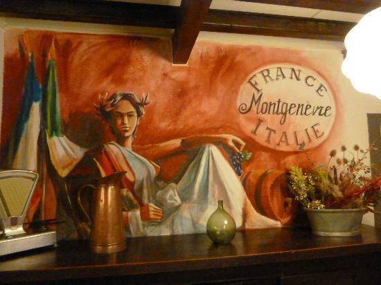Hotel La Rafale : Decoration