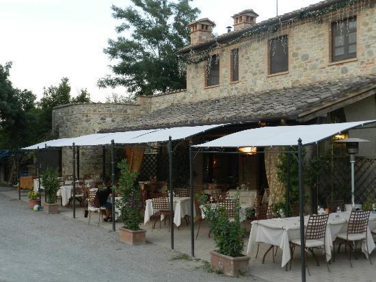Agriturismo Il Felcino: il bar ristorante