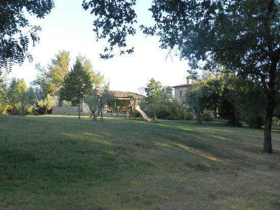 الفيلسينو: un pezzo di parco 