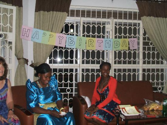 ‪‪Adonai House‬: Sarah and Susan on Susan's Birthday