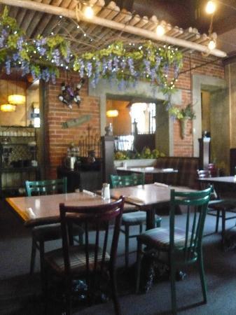 Frankie Pestos Italian eatery: the place