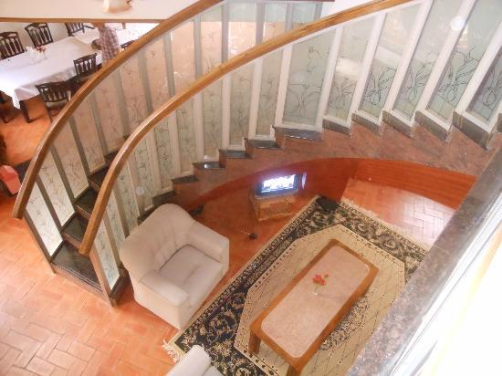 Adonai House: The staircase at Adonai 3