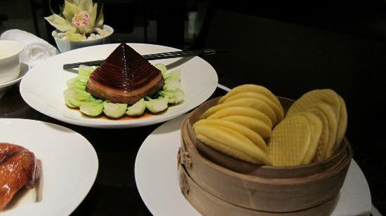 Jin Sha (Four Seasons Hotel Hangzhou at West Lake): Pork Pyramid