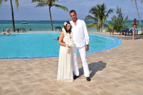 Karafuu Beach Resort and Spa: wedding