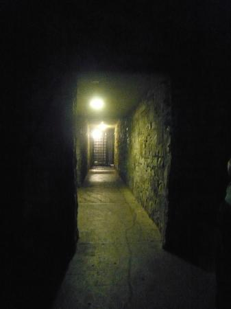 The Haunted Walk of Kingston : one of the creepiest spots in the tour