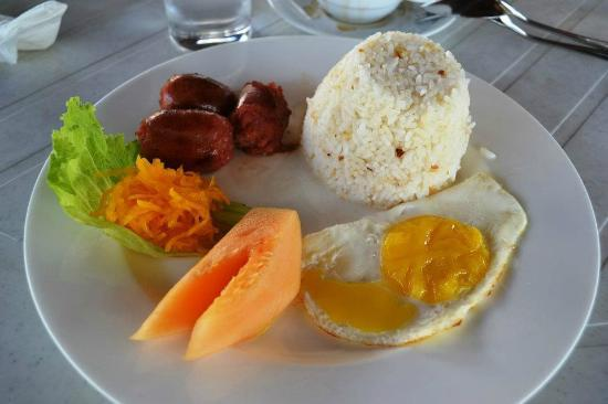 Vista Marina Hotel: breakfast