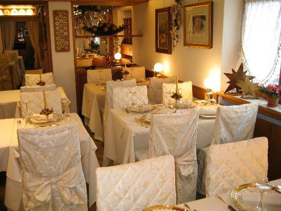 Beppe Sello: Sala ristorante