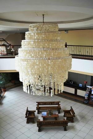 Vista Marina Hotel and Resort: hotel lobby