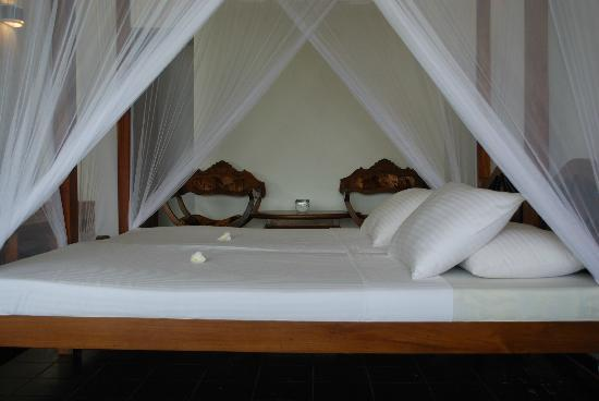 Kalla Bongo Lake Resort: Lagoon room