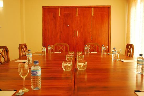Kalla Bongo Lake Resort : Meeting room