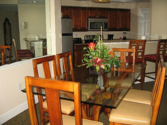 Cypress Pointe Resort : dinning