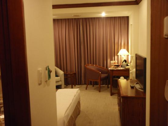 Hotel Tainan : room