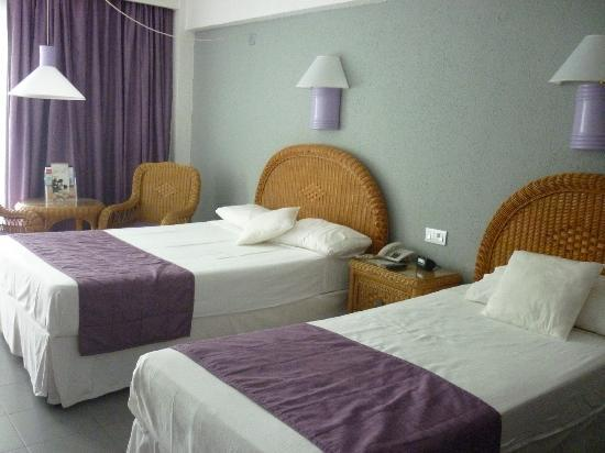 Hotel Riu Naiboa: Typical Room