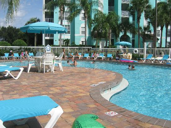 Cypress Pointe Resort : second pool