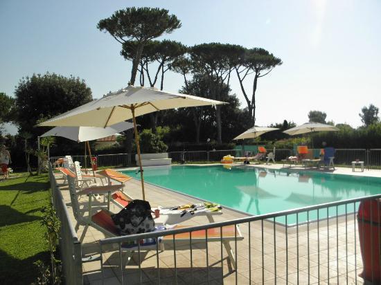 Hotel La Palma: piscina