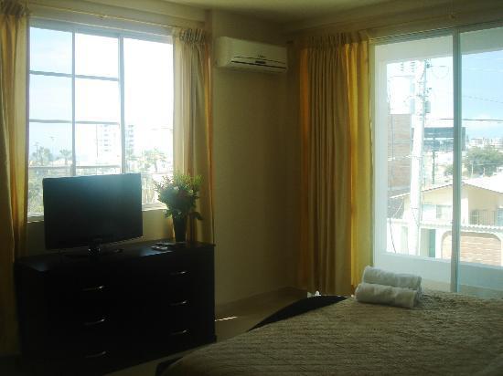 Hotel Porto Velho: All rooms have air conditioner