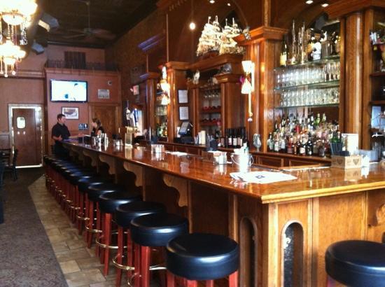 The Quarter: the bar