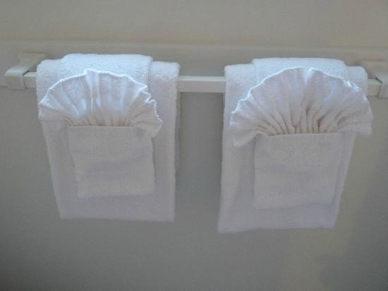 SeaCoast Inn: Bathroom detail
