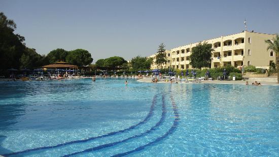 Marina di Pisticci, Italie : piscina