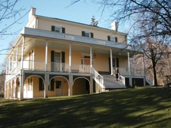 Thomas Cole National Historic Site: The 1815 Main House