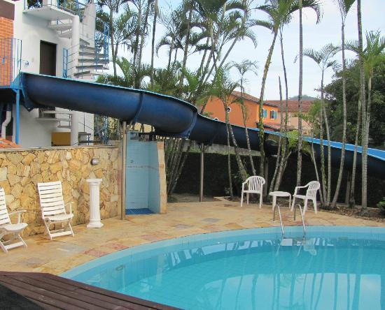 Berty-Ocas Apart Hotel: toboagua 