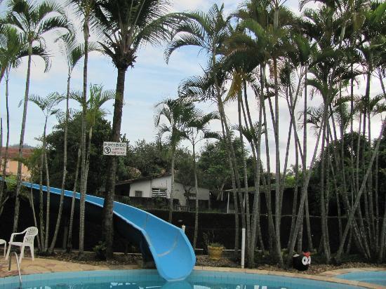 Berty-Ocas Apart Hotel: piscina 