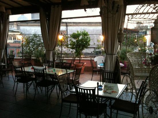 Hotel Dei Consoli: La Terrazza dei Consoli