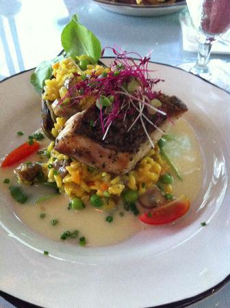Cafe Degas: Sea Bass
