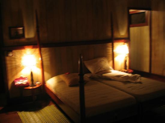 Hotel Lodge Ponta-Anchaca: Notre chambre