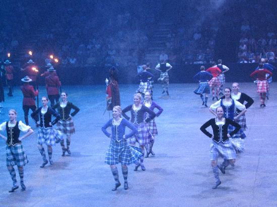 Royal Nova Scotia International Tattoo: Dancers
