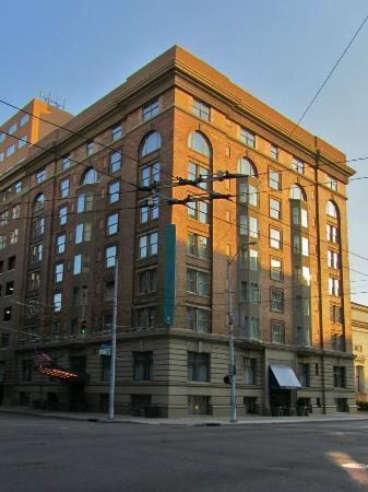 Dayton Grand Hotel: Hotel