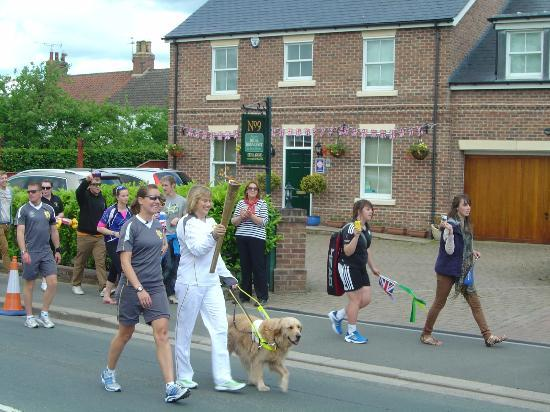 No. 9 Luxury B&B: The Torch passes No9