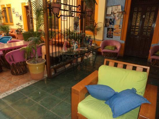 Casa Vilasanta: Entrada a Vila Santa