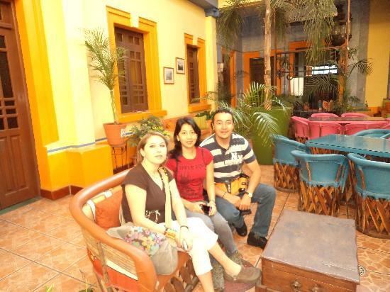 كاسا فيلا سانتا - هوستل: Sala de estar 