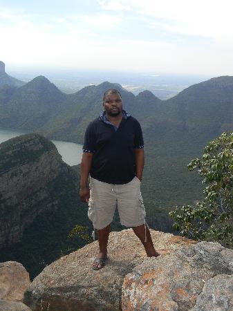 Blyde River Canyon Nature Reserve: Robert Mashau