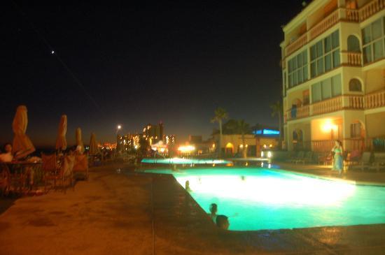 Playa Bonita Hotel : Area de alberca