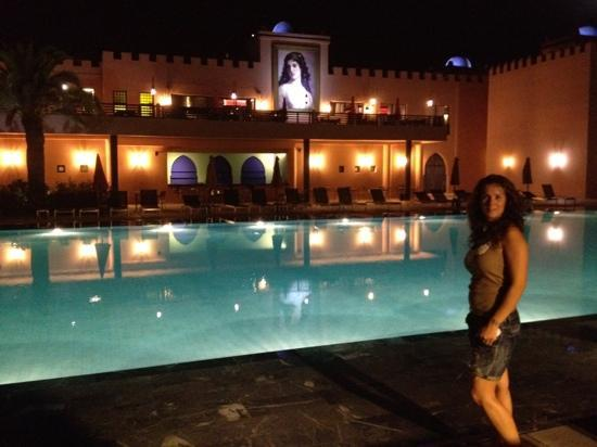 Adam Park Marrakech Hotel  & Spa: piscina Hotel.