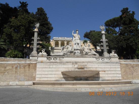 Hotel Manfredi Suite in Rome: Piazza Del Popolo