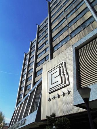 Hotel Benidorm: edificio