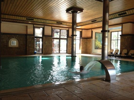 Maxi Park Hotel & Spa: inside pool