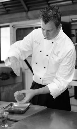 Toadbury Hall Country House: Executive Chef Werner Snoek