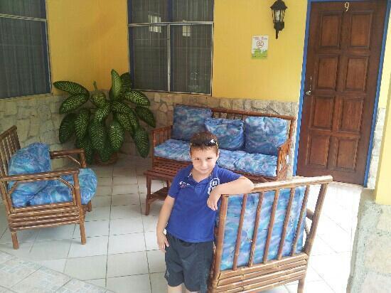 Cabinas Espadilla: cabinas espadidalla cabina 9