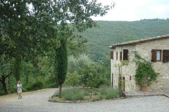 Locanda La Capannuccia: B&B and grounds