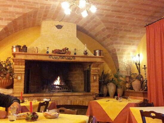 Hotel Camerlengo: il ristorante