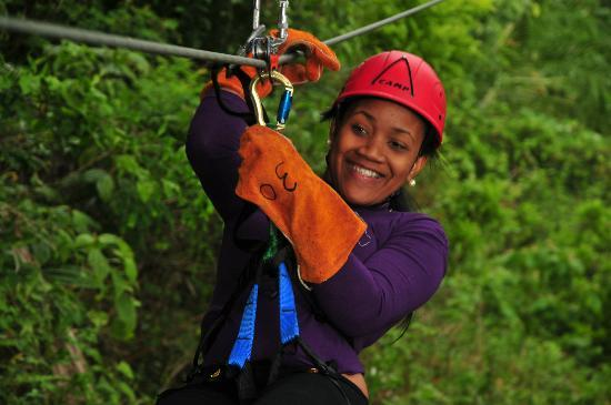Bavaro Runners Zip Line Adventures Day Tours