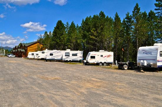 Sawtelle Mountain Resort: RV