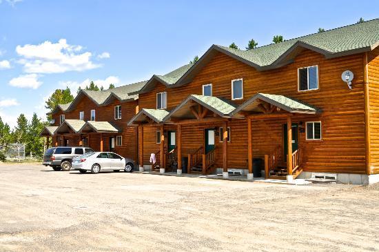 Sawtelle Mountain Resort: Cabins