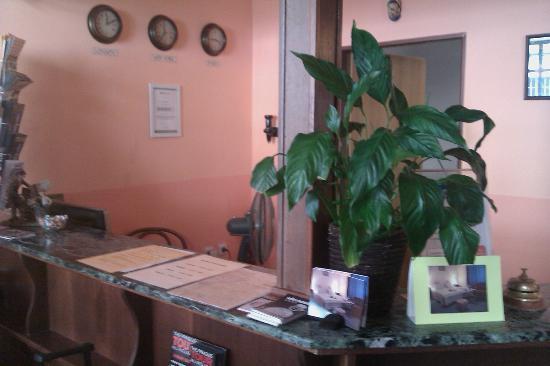 โรงแรมโคลัมโบ: cassa